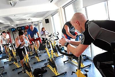 Keeping Fitness Instructors Healthy