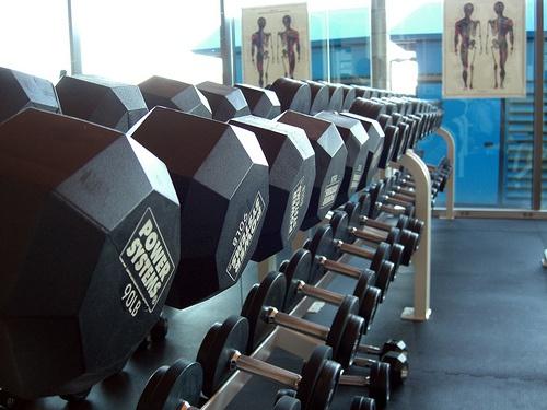 Safe Weight Lifting