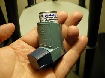 Asthma Attacks Inhaler