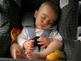 Car Seats And Positional Asphyxiation