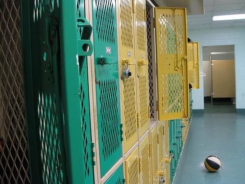 Locker Room Surveillance