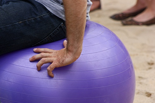 Stability Ball Safety