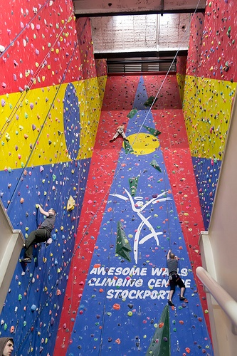 Climbing Wall Safety