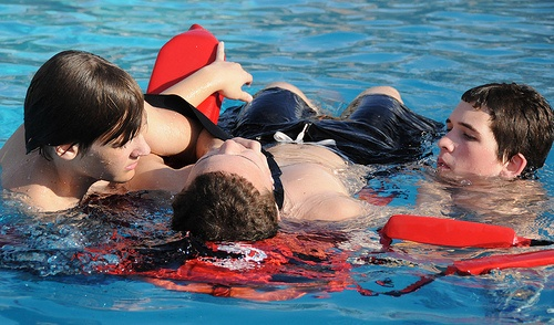 Drowning Response