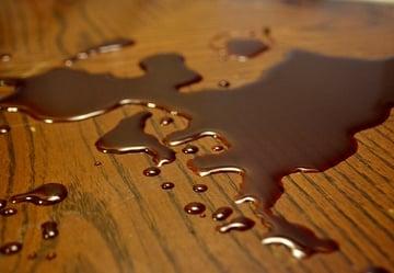 Blood Cleanup on Wood Floors