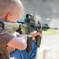 Shooting the AR15
