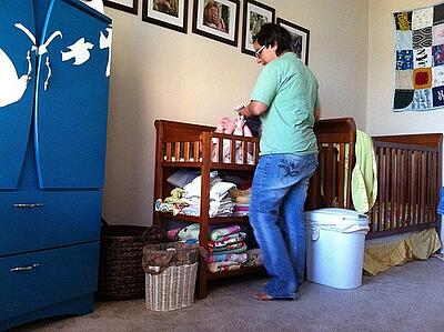 changing table safety