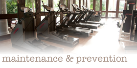 Fitness Center Maintenance and Insurance Claim Prevention