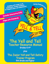 Yell & Tell Teacher Resource Manual