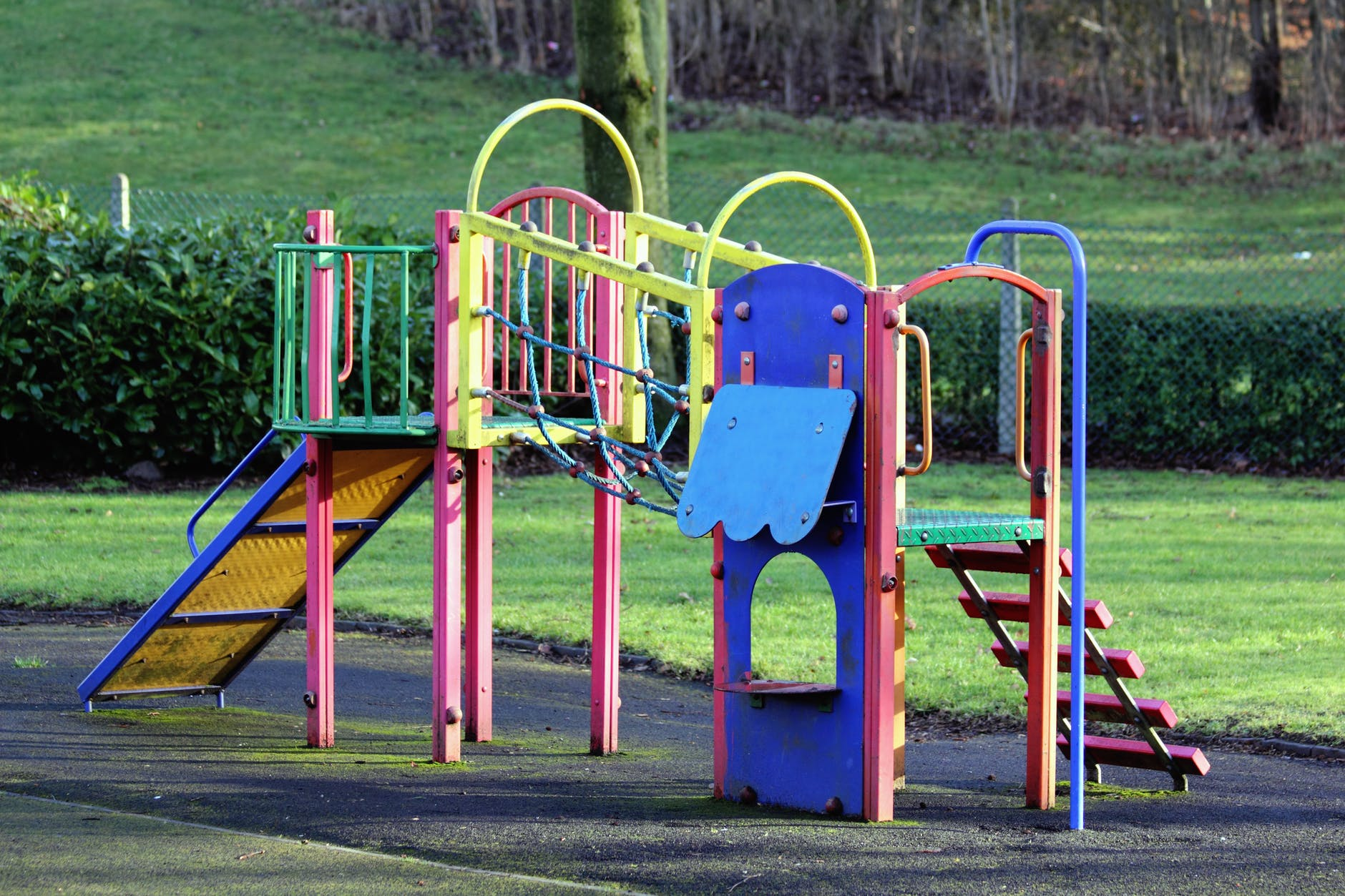 Playground Safety Issues